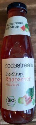 Bio-Sirup Rhabarber - Produit - de