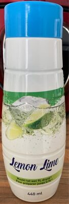Sodastream Sabor Classics FS Lemon Lime - 440 ML - Produit - fr