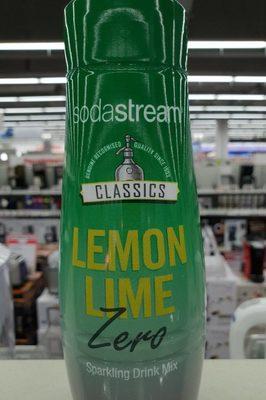 Classics Lemon Lime Zero - Produit - fr