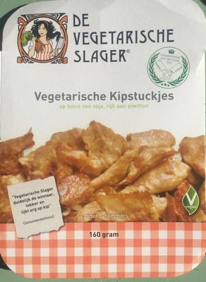 Vegetarische Kipstuckjes - Produit