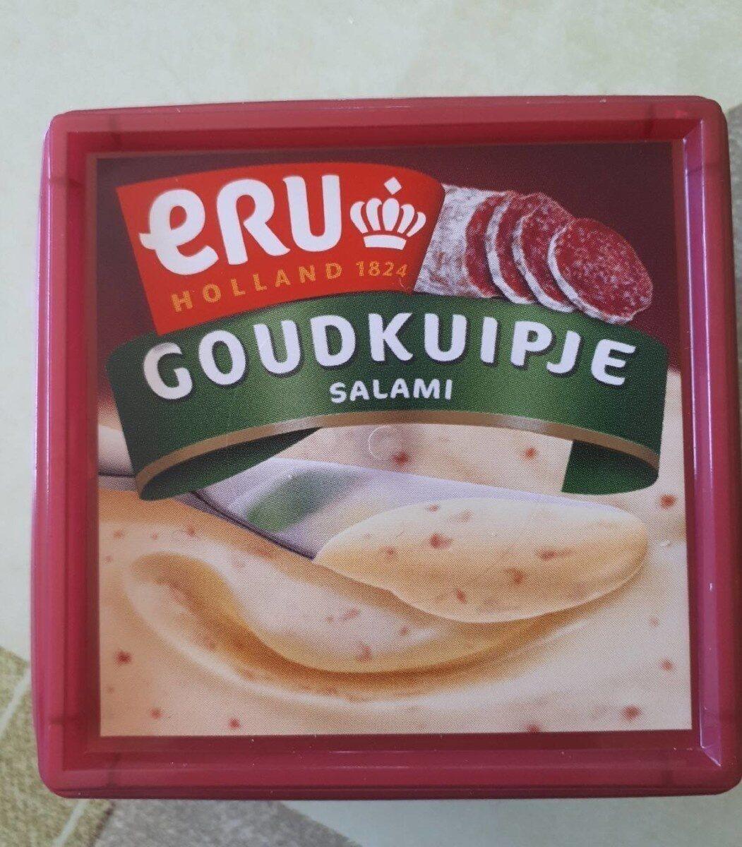 Goudkuipje salami - Product - nl