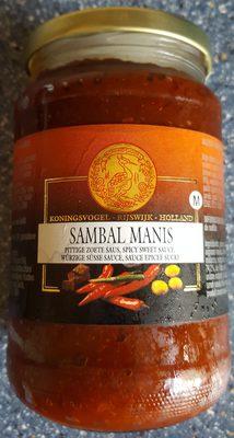 Sambal Manis - Produkt