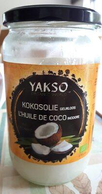 Huile de coco inodore - Product - fr