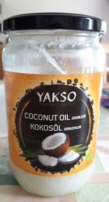 Huile de coco inodore - Voedingswaarden - fr