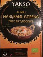 Yakso Bumbu Nasi Bami Goreng - Product - fr