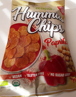 Hummus Chips With Paprika - Product