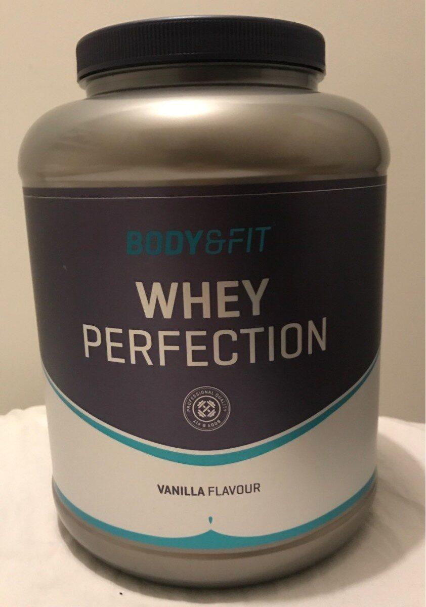 Whey Perfection Vanilla Flavour - Produit - fr