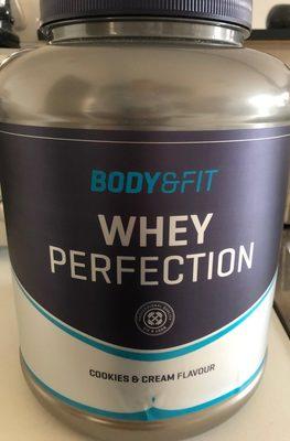 Whey perfection - Produit - fr