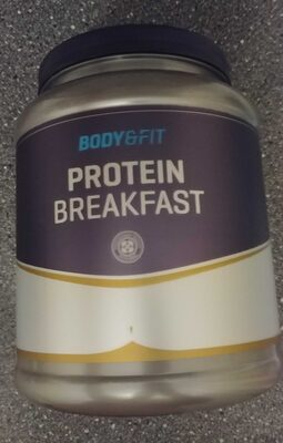 Protein breakfast - Product