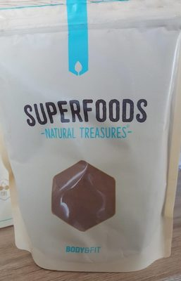 Pure Cocoa Powder - Produit - fr