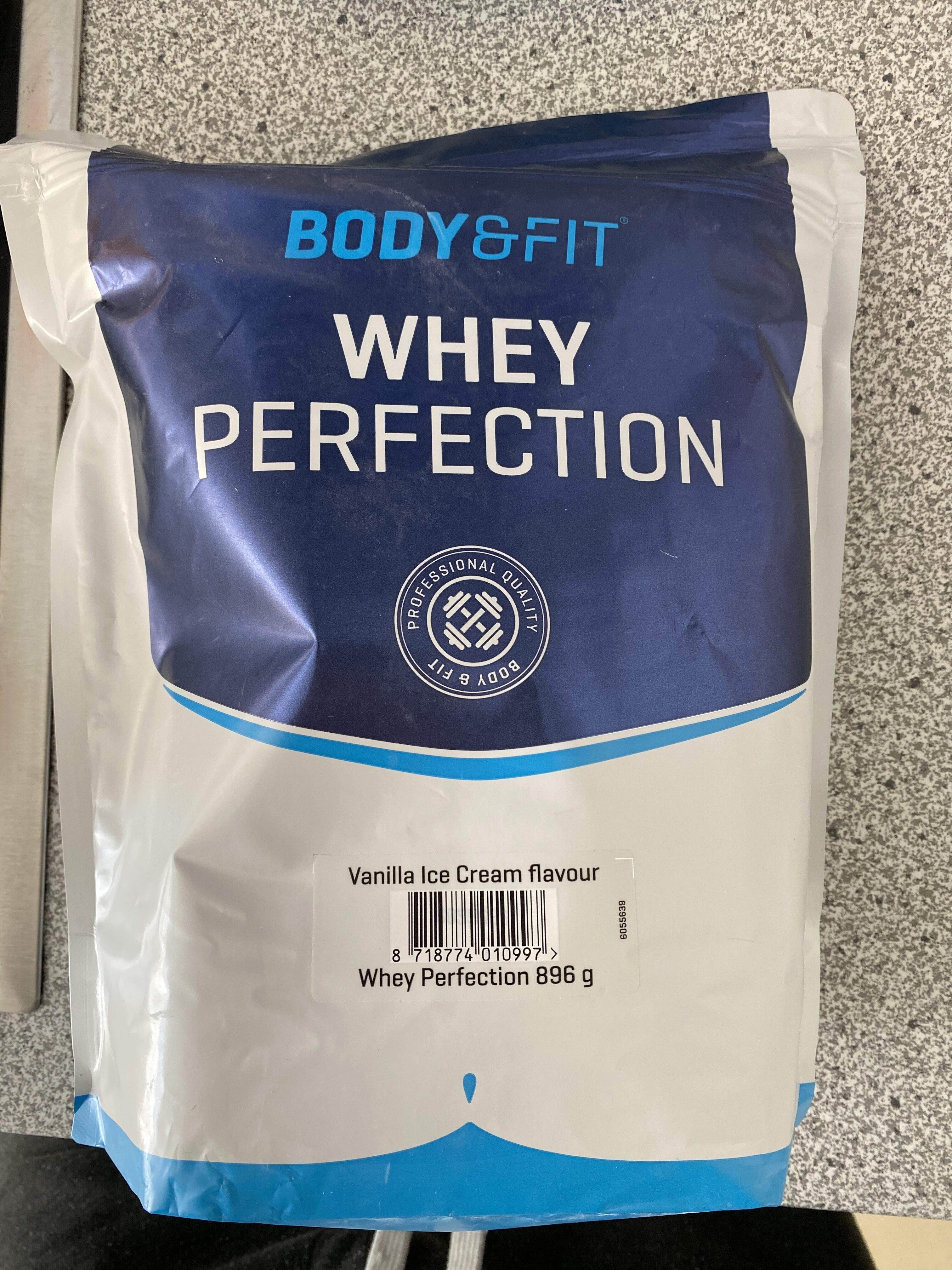 Whey perfection - Product - de