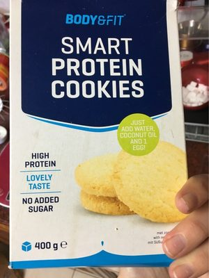 Smart protein cookies - Product