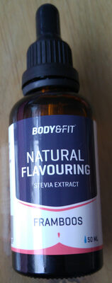 Natural flavouring stevia extract framboos - Product - nl