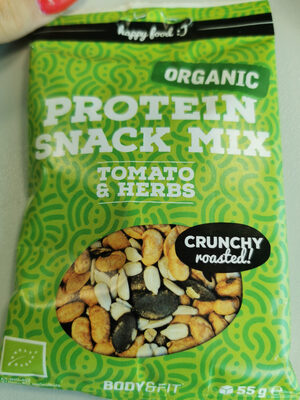 Organic Protein snack mix - Product - pt