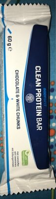 Clean Protein Bar, Chocolate & White Chunks - Produit - fr