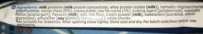 Clean Protein Bar, Chocolate & White Chunks - Ingrédients - fr
