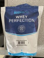 Body&Fit: Whey Perfection: Vanilla Almond - Product - de