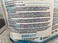 Body&Fit: Whey Perfection: Vanilla Almond - Ingredients - de