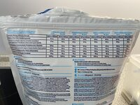 Body&Fit: Whey Perfection: Vanilla Almond - Nutrition facts - de