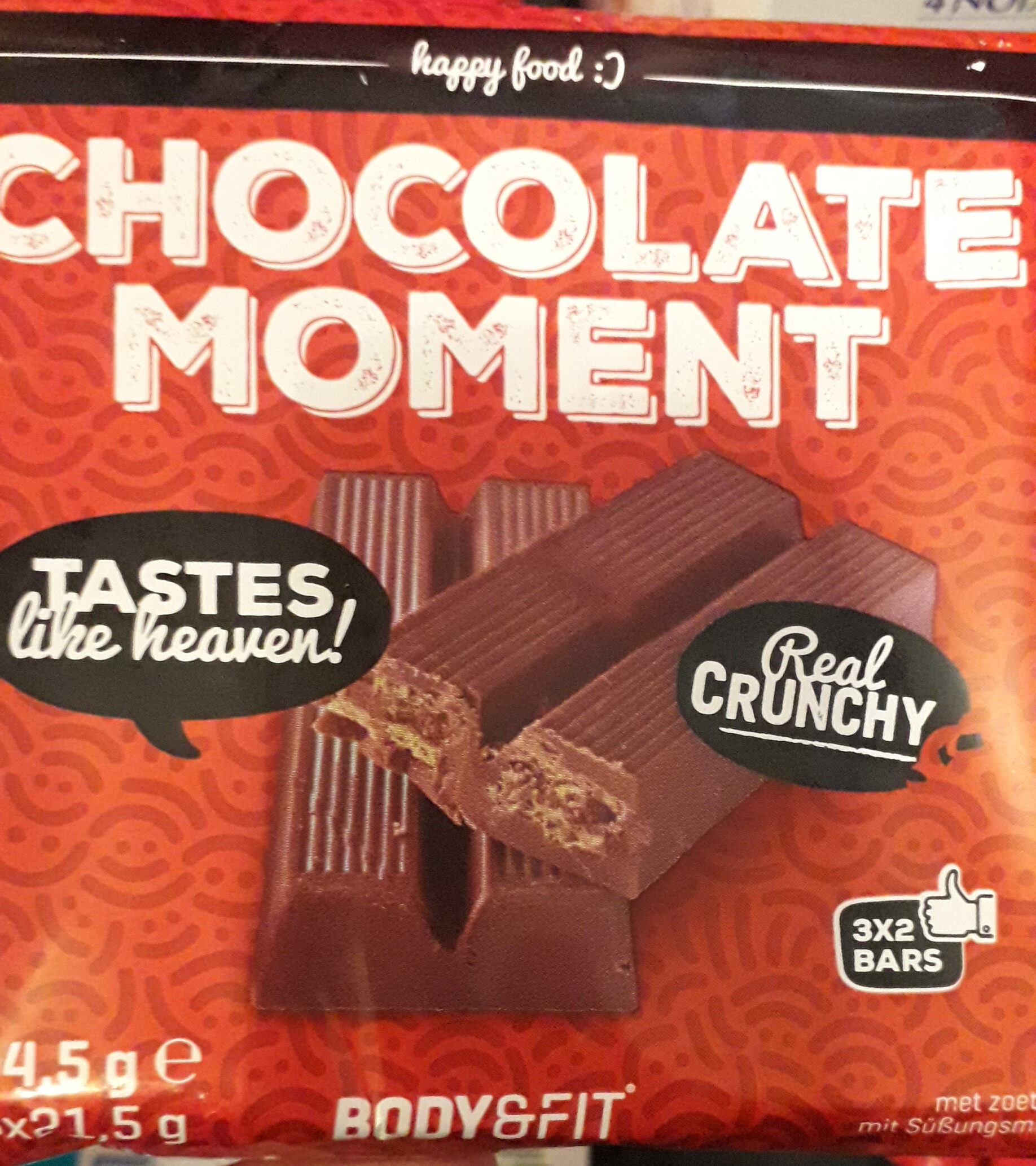 Chocolate Moment - Product - fr