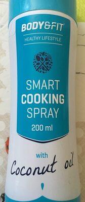 Smart Cooking Spray, Kokosöl - Produkt - en