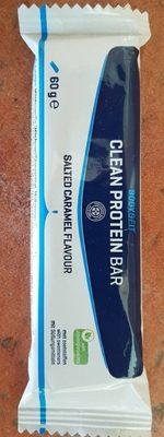 Clean Protein Bar, Salted Caramel - Produit - fr