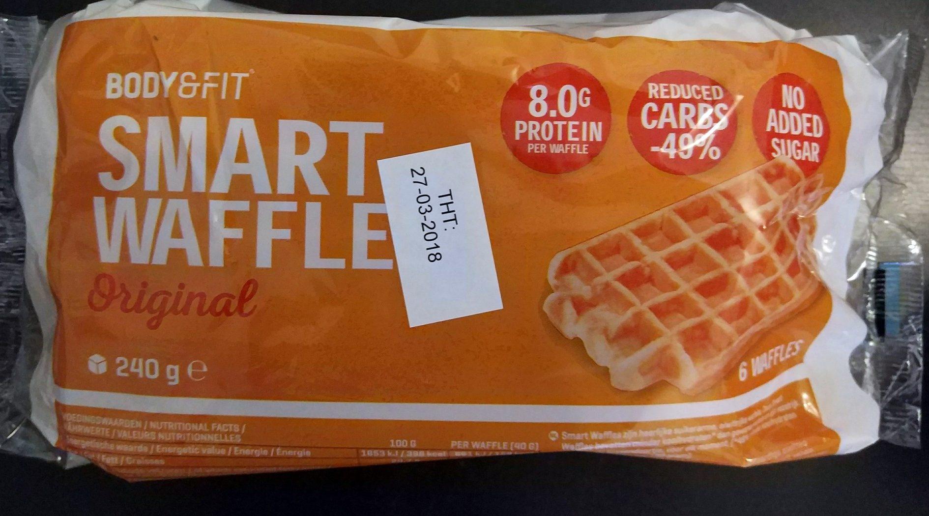 Smart Waffles, Original - Product - en
