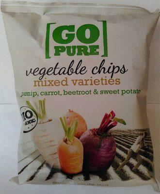 Vegetable Chips Mixed Varieties - Product - de