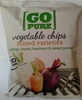 Vegetable Chips Mixed Varieties - Producto