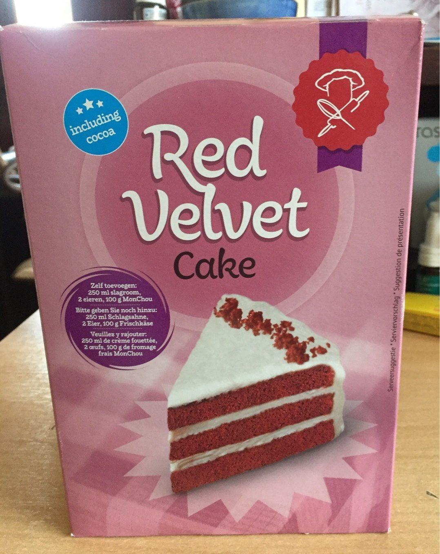Red Velvet Cake - Produit - fr