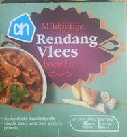 Rendang vlees - Product