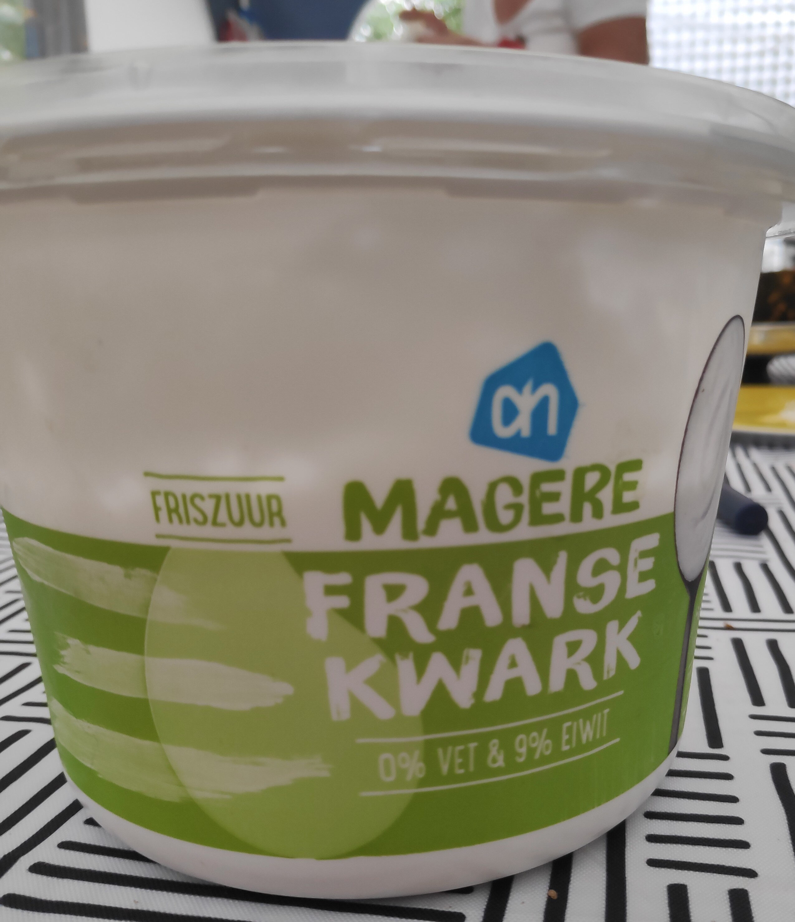 Magere Franse kwark - Product - en