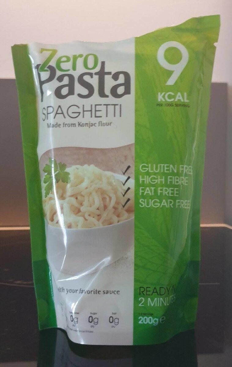 Zero Pasta Spaghetti - Produit - fr