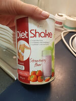 Diet Shake saveur fraise - Produkt - fr