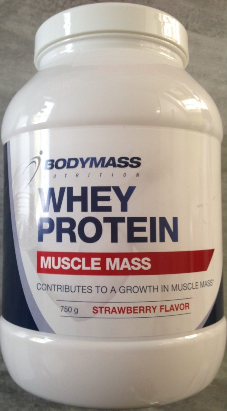 WHEY PROTEIN - Product