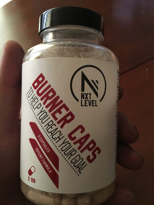 Burner caps - Produkt - fr