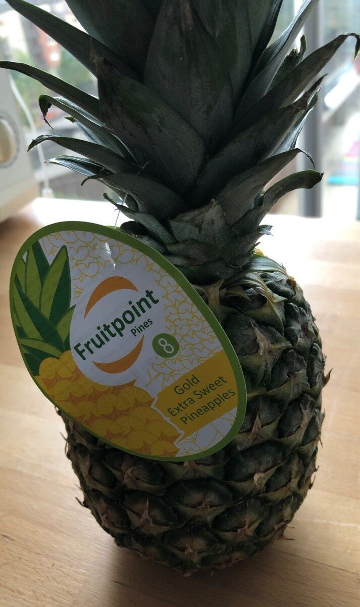 Gold Extra Sweet Pineapples - Product - fr
