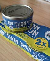 Thon huile d'olive - Produit - fr
