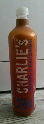 Charlie's orange & mandarin - Product - fr