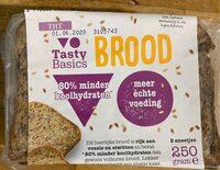 Tasty Basics Brood - Product - fr