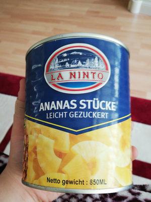 ananas stukjes - Product - nl