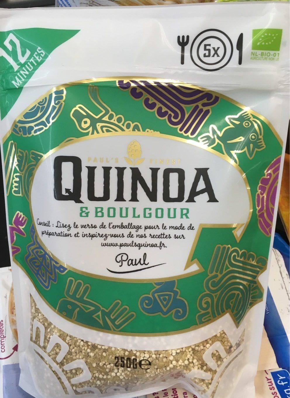 Quinoa & Boulgour - Product