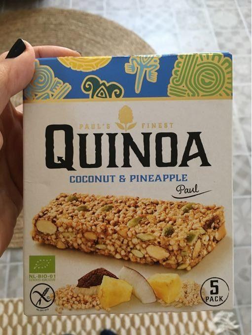 Quinoariegel, Ananas-kokos - Produit - fr