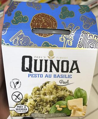 Pesto au Basilic - Produit - fr