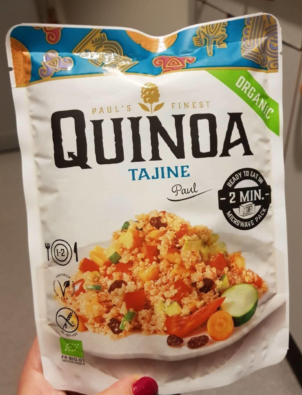 Paul's Finest Organic Quinoa, Tajine - Product