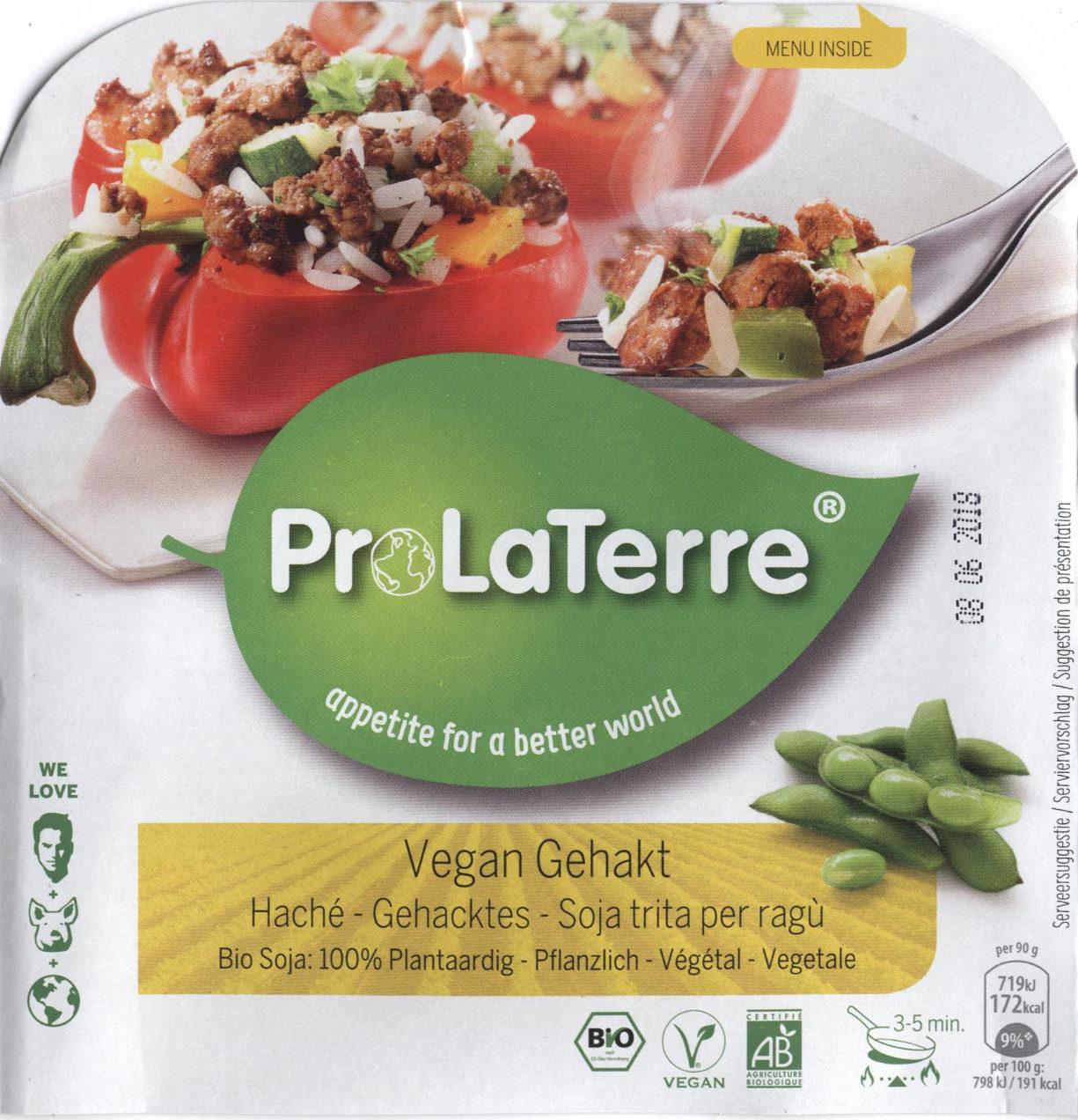 Haché vegan - Produkt - de