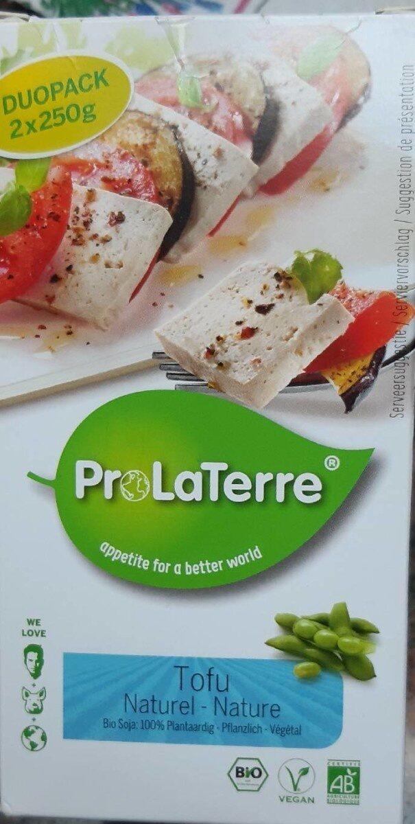 Tofu Naturel - Product - fr
