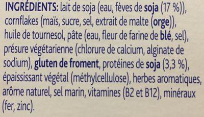 Veggie Nuggets - Ingrédients - fr