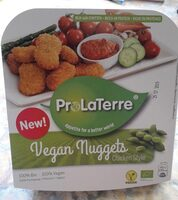 Vegan Nuggets - Product