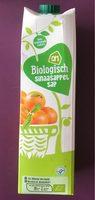 Biologisch Sinaasappelsap Pak - Product - fr